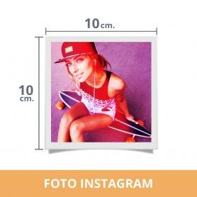 Foto individual Instagram 10x10