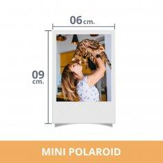 Impresión Mini Polaroid 6x9