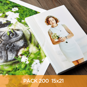 15x21 Imprimir 200 fotos