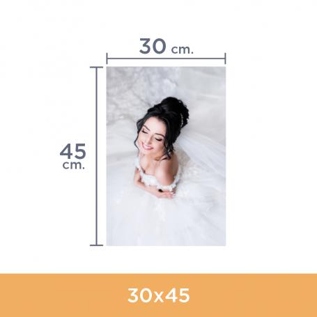 Impresión de fotos 30x45