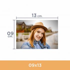 Impresión de fotos 9x13