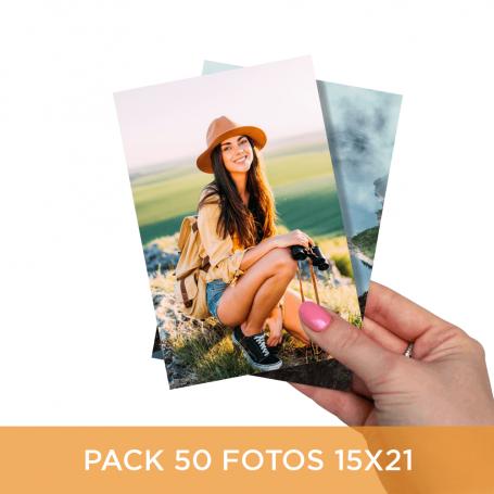 Pack 50 fotos 15x21