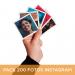 Pack 200 Fotos Instagram 10x10 cm.