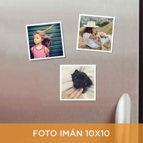 Foto Imán 10x10