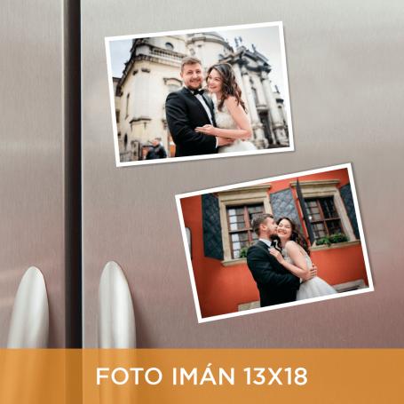 Foto Imán 13x18