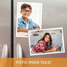Foto Imán 15x21