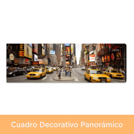 Cuadros Decorativos City 40x90