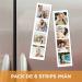 Pack de 6 Strips Imán 5x17,8
