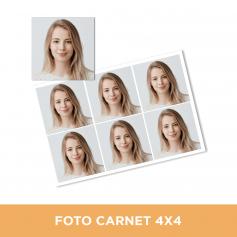 Foto Carnet 4x4