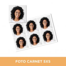 Foto Carnet