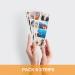 Pack de 6 Strips 5x17,8