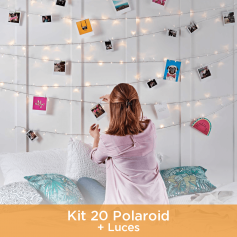 Kit de Luces Led Polaroid®