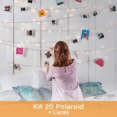 Kit de Luces Led Polaroid®