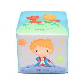 Puff Cubo Infantil