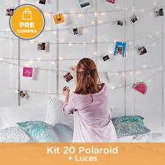 PRECOMPRA Kit de Luces Led Polaroid®