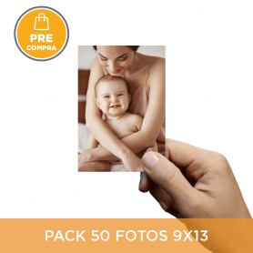 PRECOMPRA Pack 50 fotos 9x13