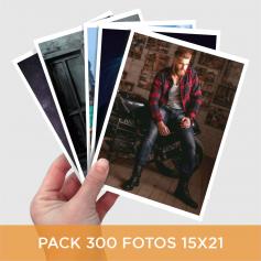 15x21 Imprimir 300 fotos