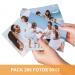 Imprimi tus fotos en 09x13cm con papel fotográfico