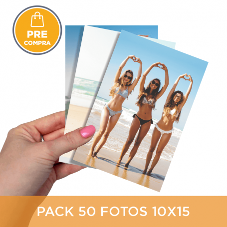 PRECOMPRA Pack 50 fotos 10x15