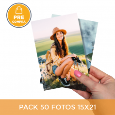 PRECOMPRA Pack 50 fotos 15x21