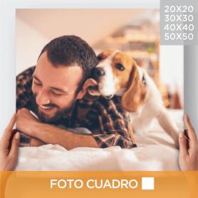 Fotocuadro Cuadrado